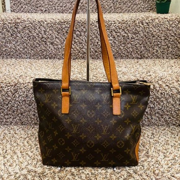 Louis Vuitton Handbags - LV Cabas Piano Tote Bag 11485